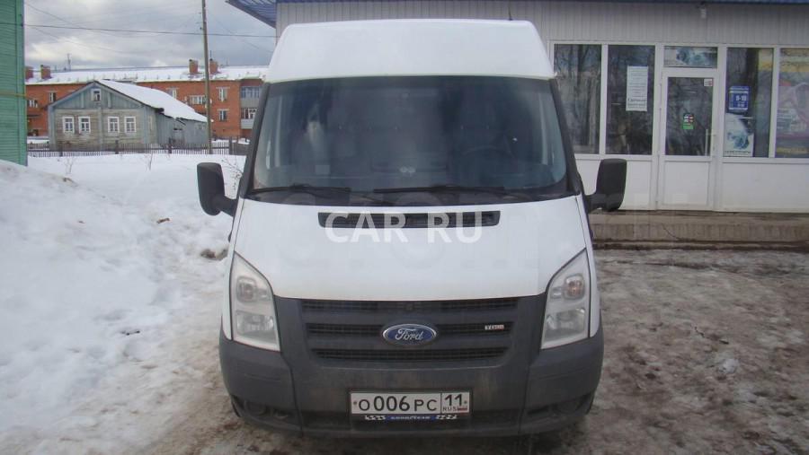 Ford Tourneo, Айкино