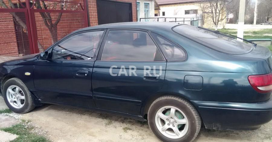 Toyota Corona, Абинск