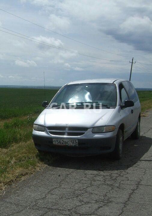 Dodge Caravan, Анапа