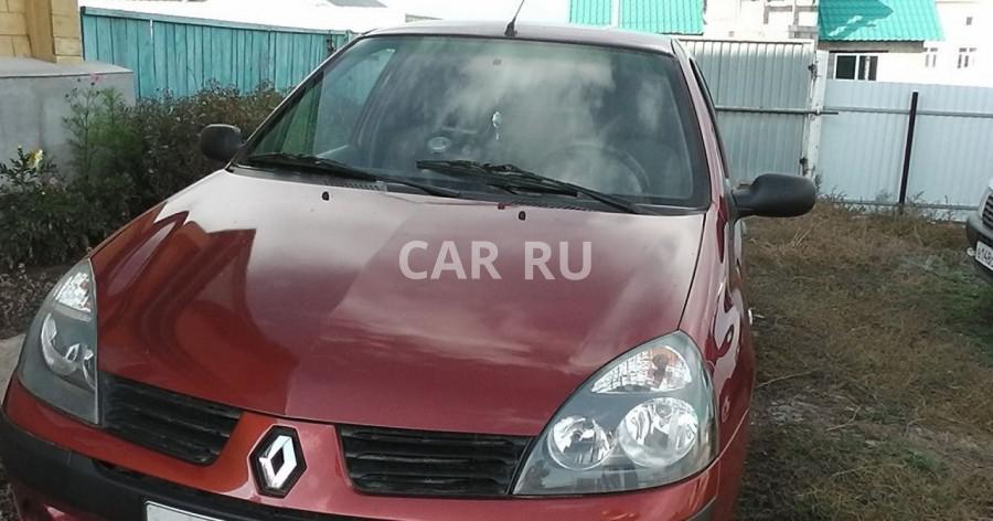 Renault Symbol, Баймак