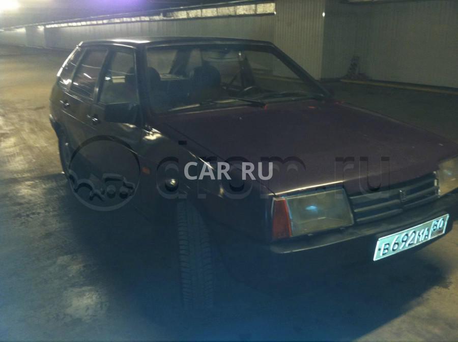Лада 2109, Астрахань