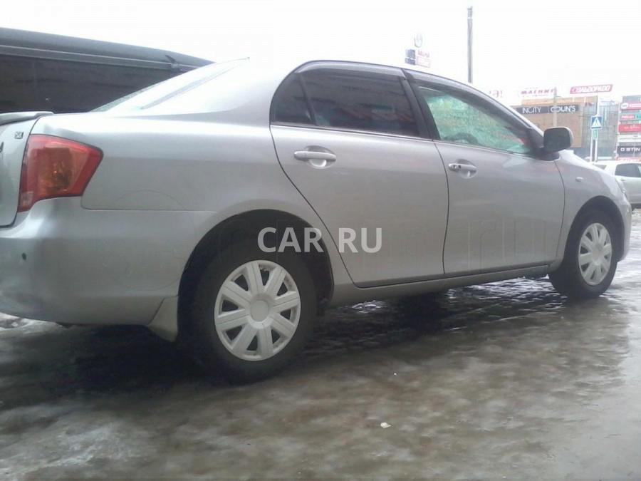 Toyota Corolla Axio, Барнаул