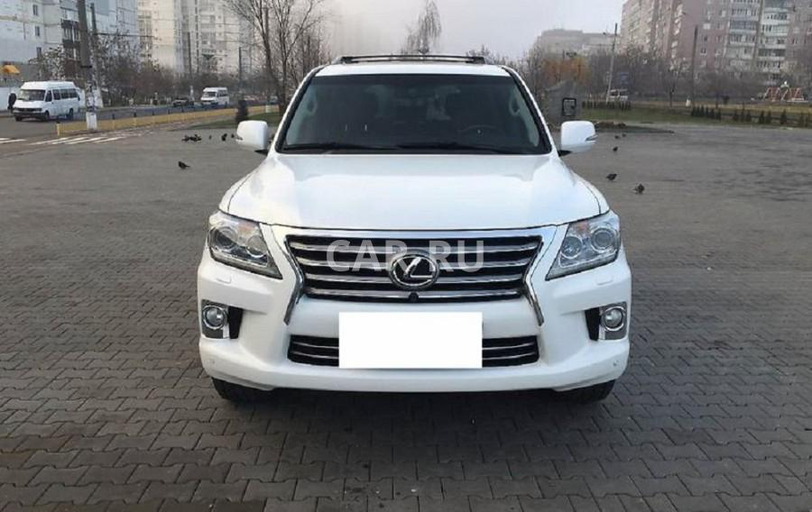 Lexus LX, Балашиха