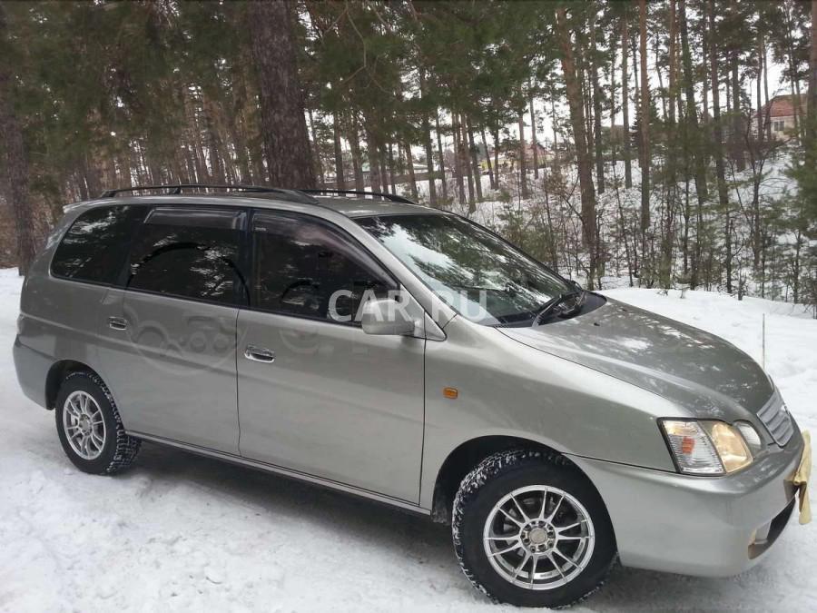 Toyota Gaia, Барнаул