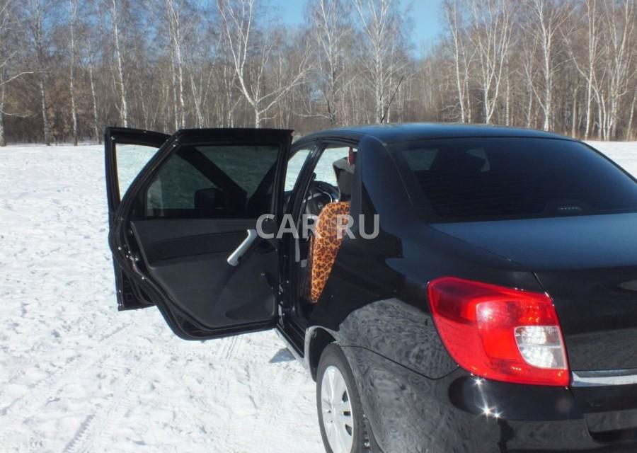 Datsun on-DO, Барнаул