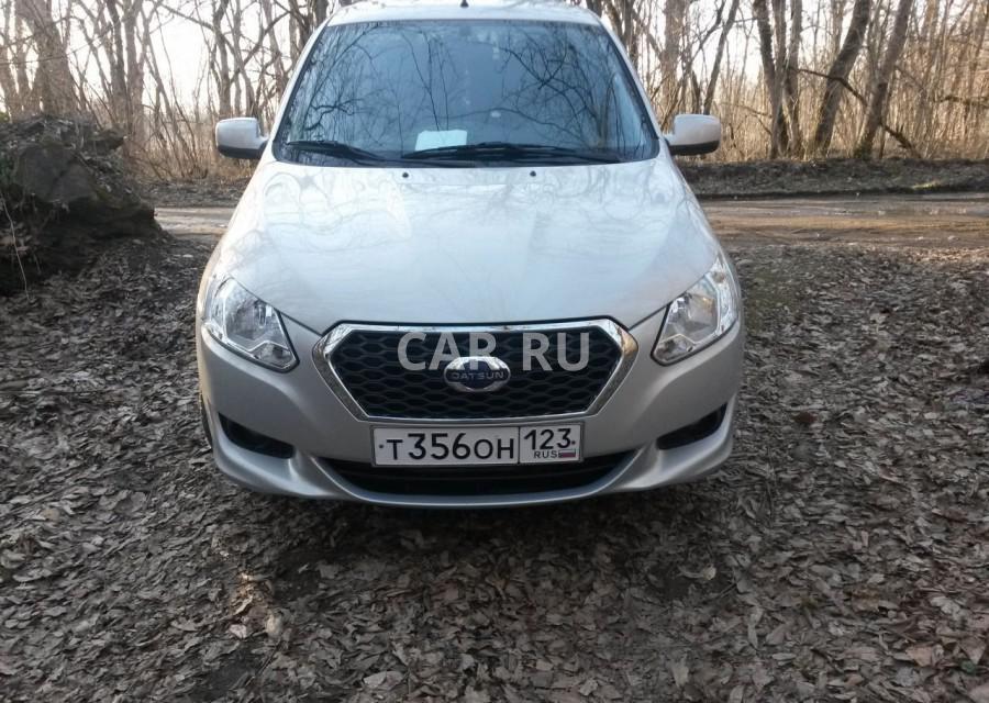 Datsun on-DO, Апшеронск