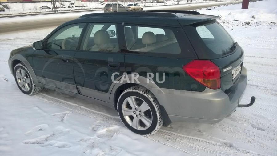 Subaru Outback, Барнаул