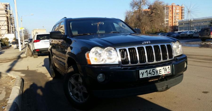 Jeep Grand Cherokee, Азов