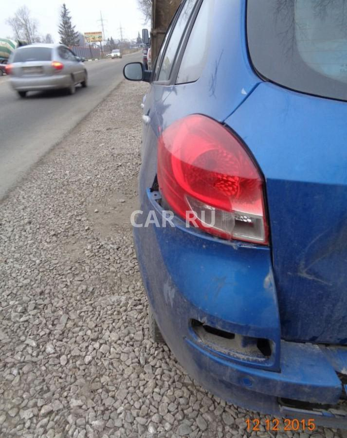 Renault Clio, Балабаново