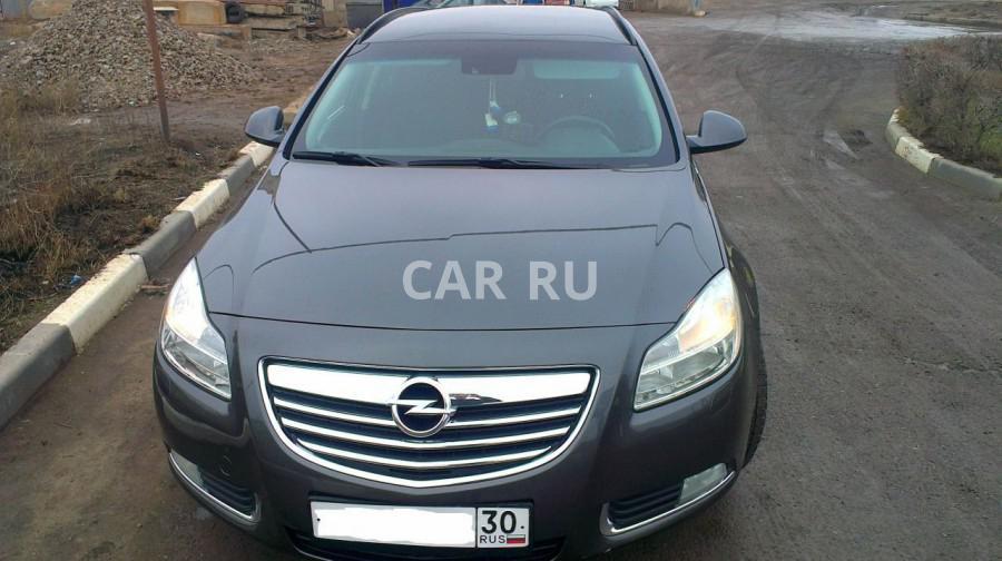 Opel Insignia, Астрахань