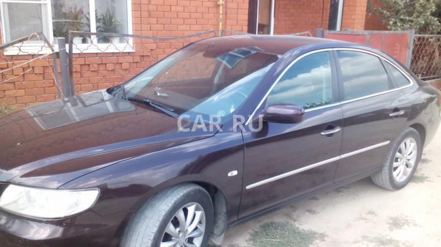 Hyundai Grandeur, Анапа