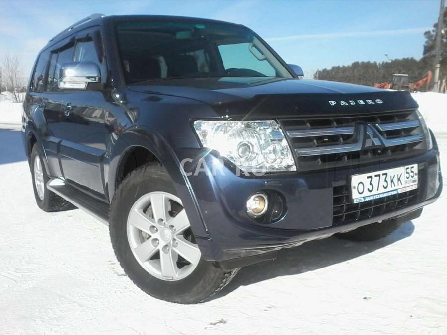 Mitsubishi Pajero, Ангарск