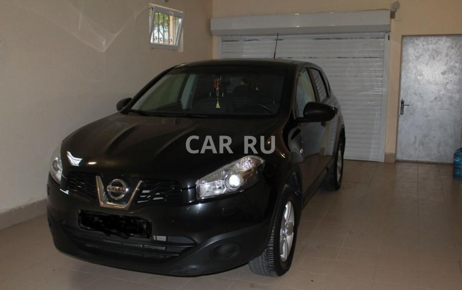 Nissan Qashqai, Анапа