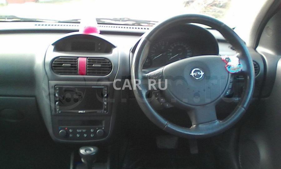 Opel Vita, Анапа