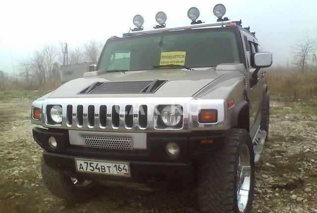 Hummer H2, Бабаюрт