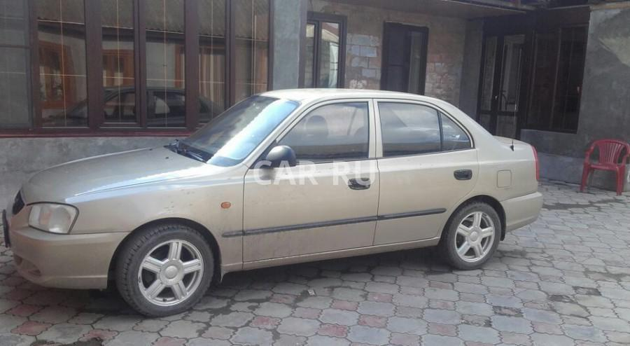 Hyundai Accent, Аргун