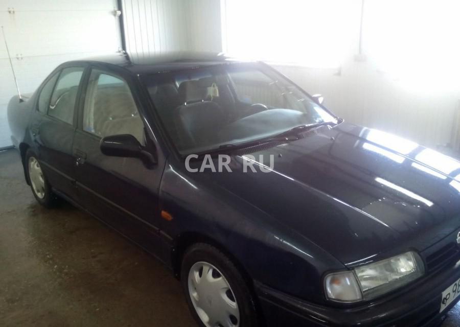 Nissan Primera, Ачит