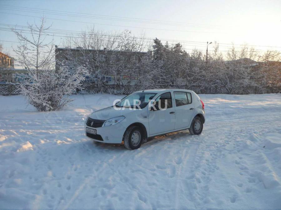 Renault Sandero, Ангарск