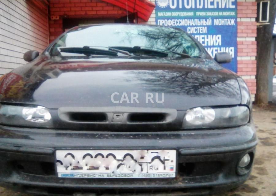 Fiat Marea, Александров