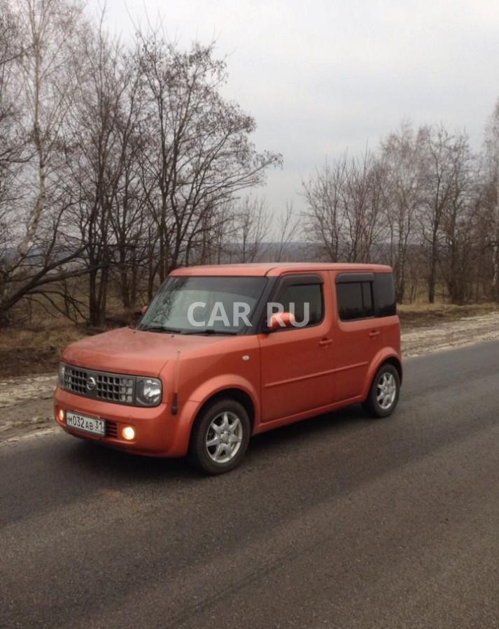 Nissan Cube, Белгород