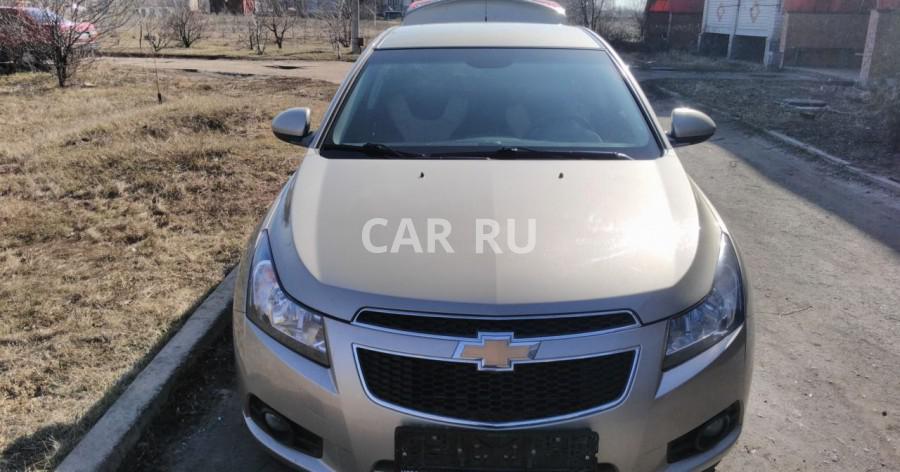 Chevrolet Cruze, Балашов