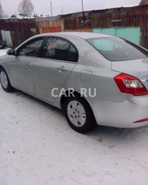 Geely Emgrand, Арзамас