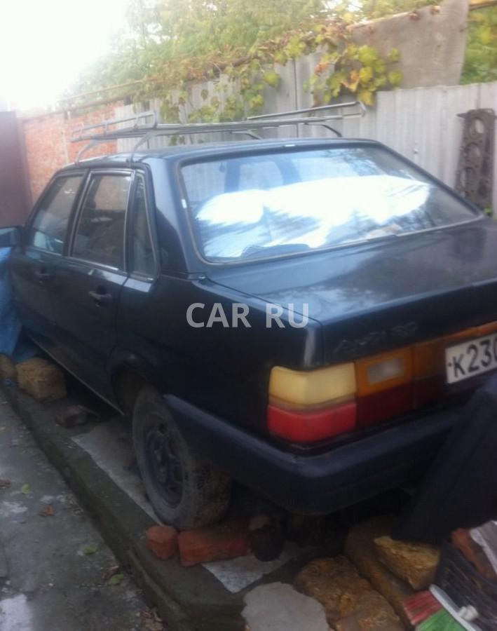 Audi 80, Аксай