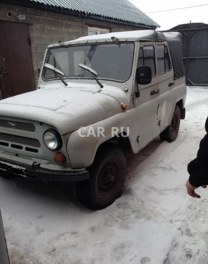 Уаз 31512, Апастово