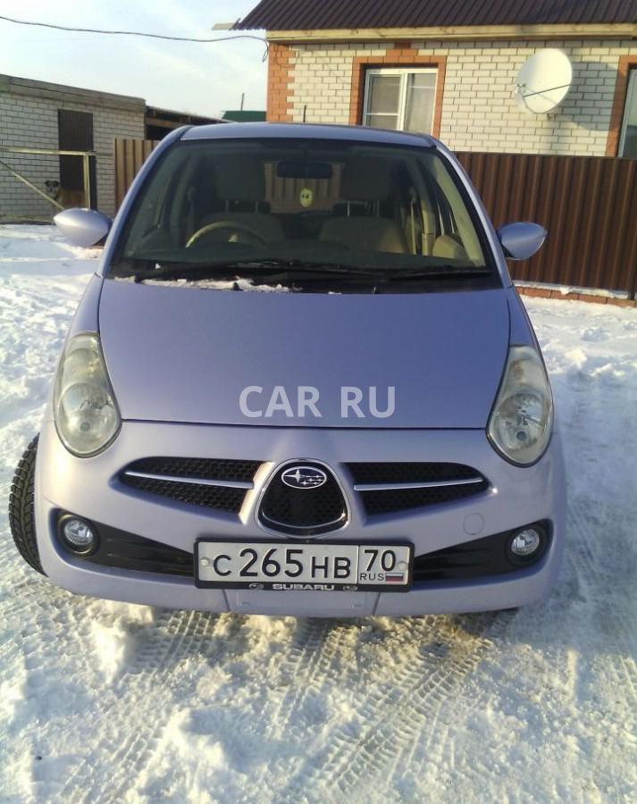 Subaru R2, Барнаул