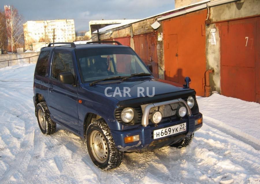 Mitsubishi Pajero Mini, Барнаул