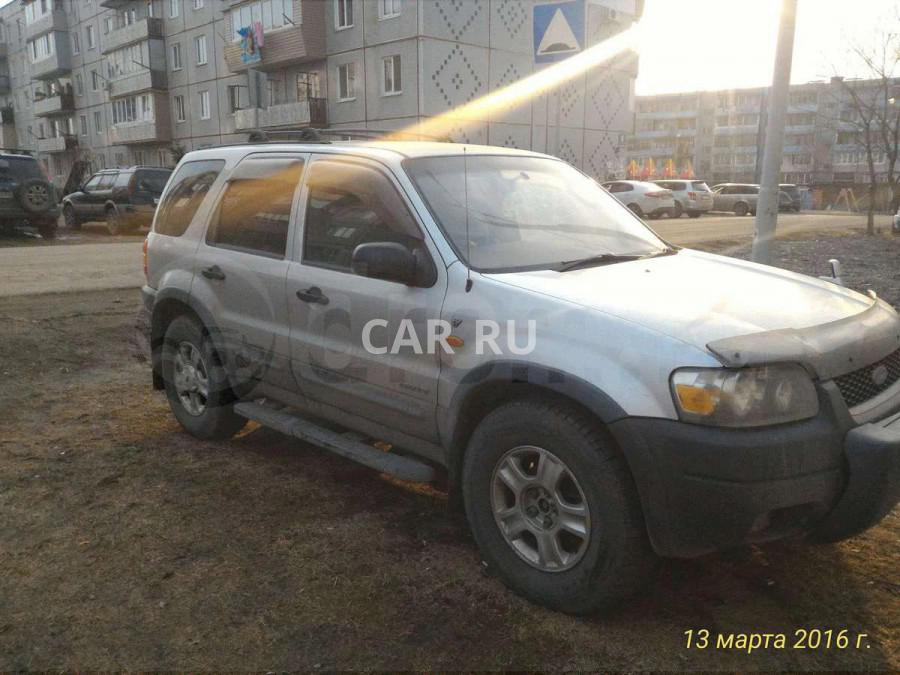 Ford Escape, Артём