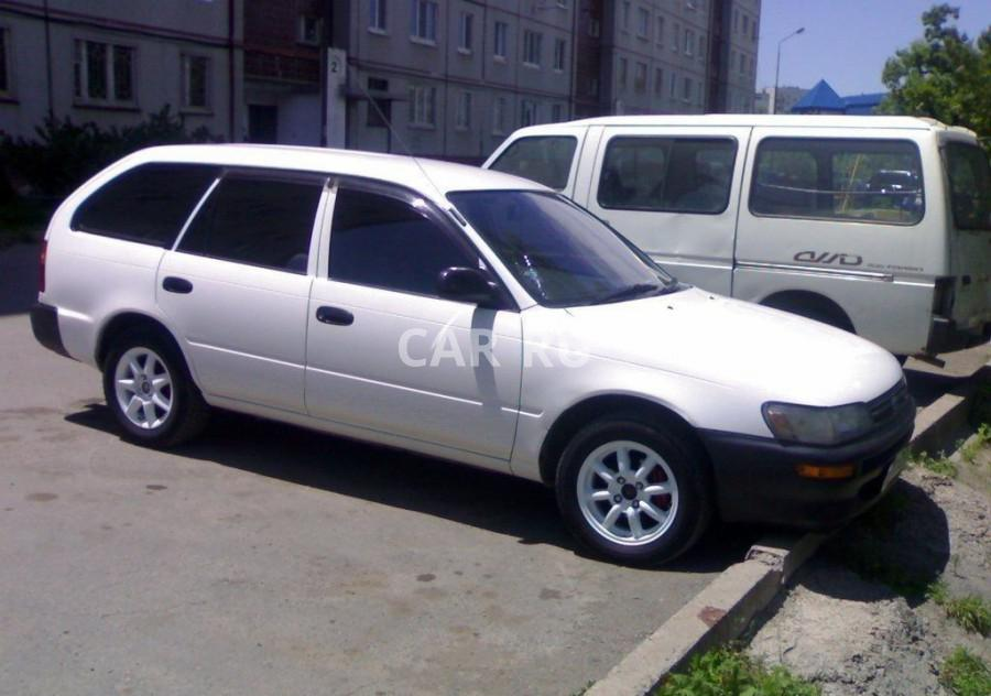 Toyota Sprinter, Ангарск