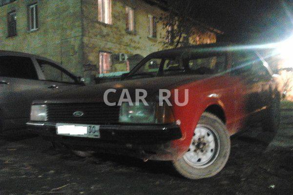 Ford Granada, Астрахань