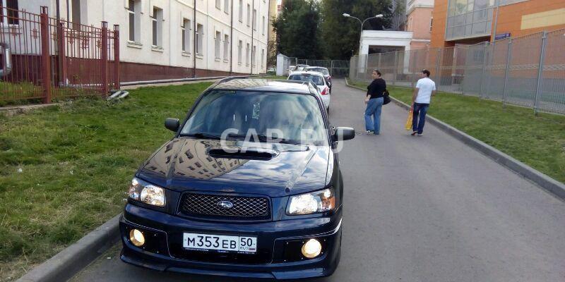 Subaru Forester, Балашиха