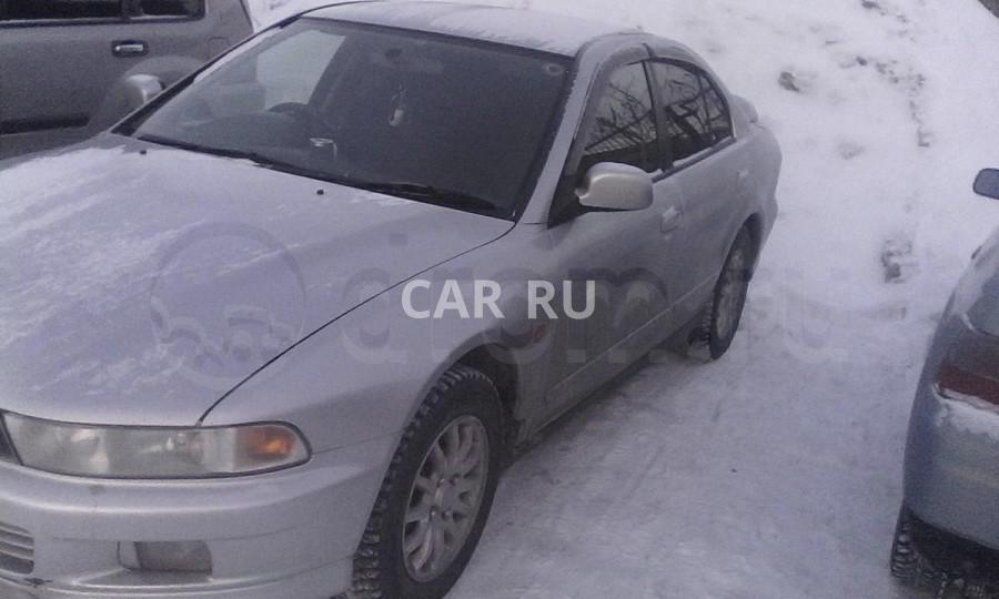 Mitsubishi Aspire, Барнаул