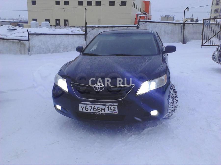 Toyota Camry, Анжеро-Судженск
