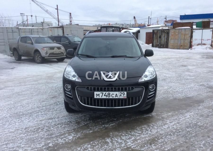 Mitsubishi Outlander, Архангельск