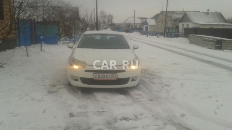 Citroen C5, Алексеевка
