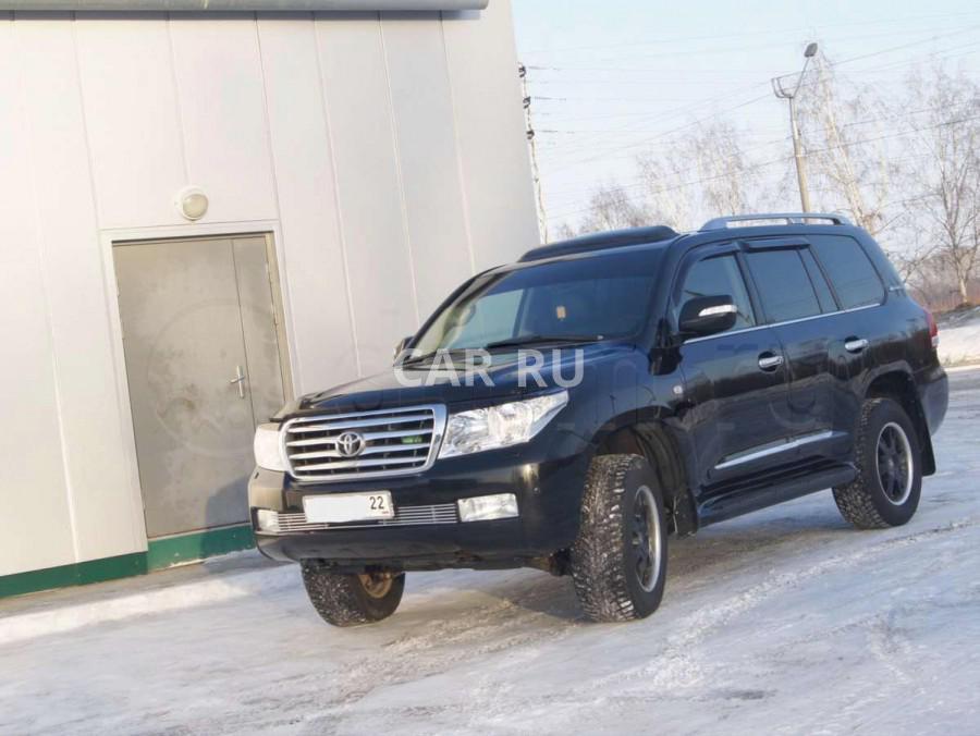 Toyota Land Cruiser, Барнаул
