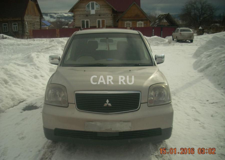Mitsubishi Dion, Аша