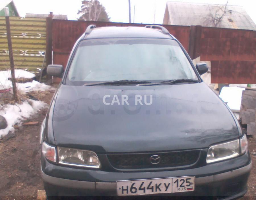 Mazda Capella, Арсеньев
