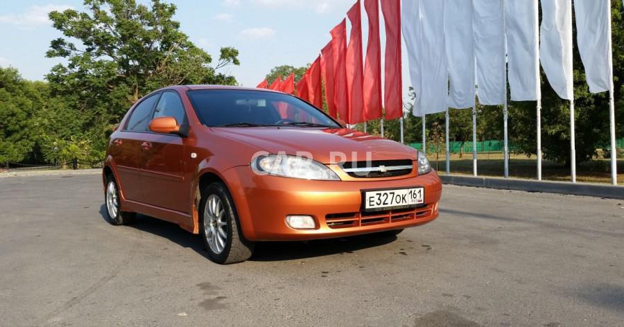 Chevrolet Lacetti, Аксай