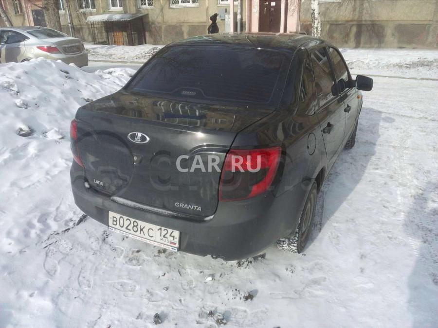 Лада Granta, Ангарск