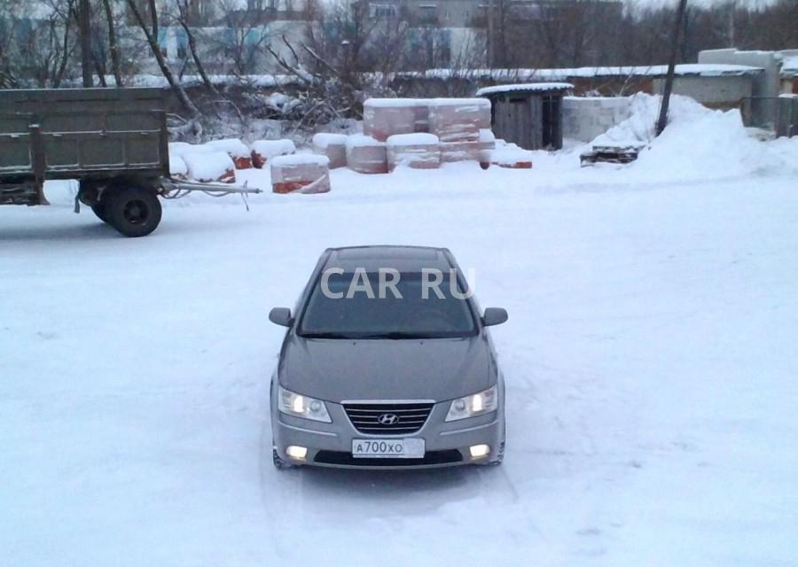 Hyundai Sonata, Балашов