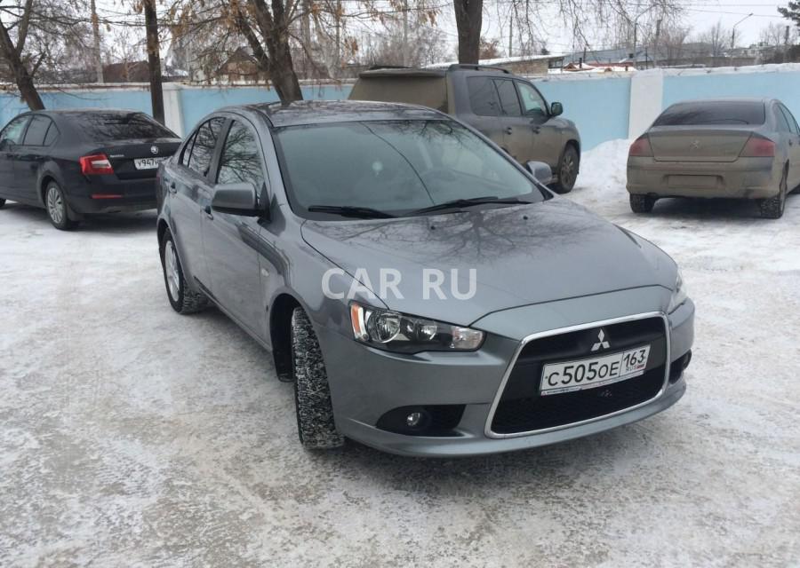 Mitsubishi Lancer, Безенчук