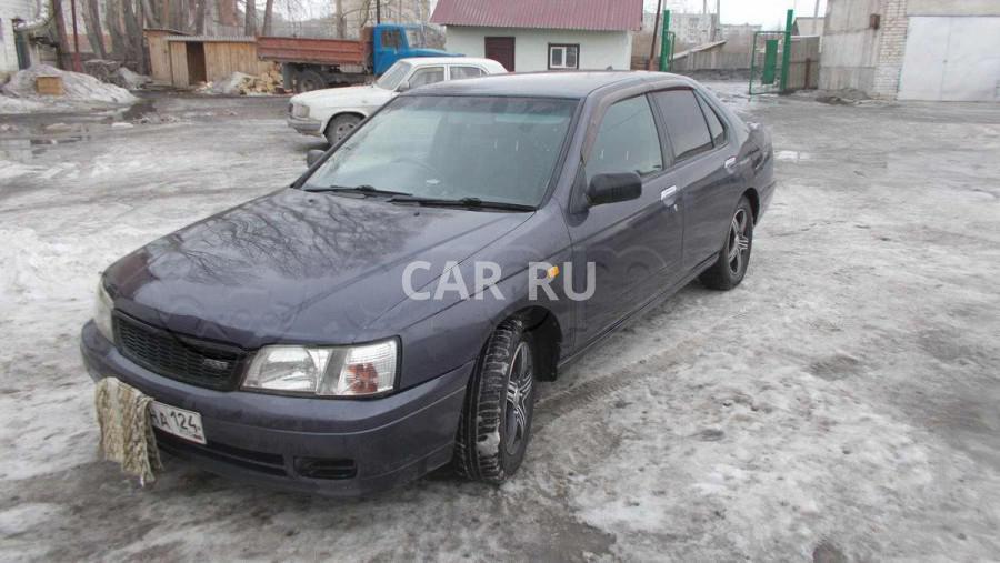 Nissan Bluebird, Ачинск