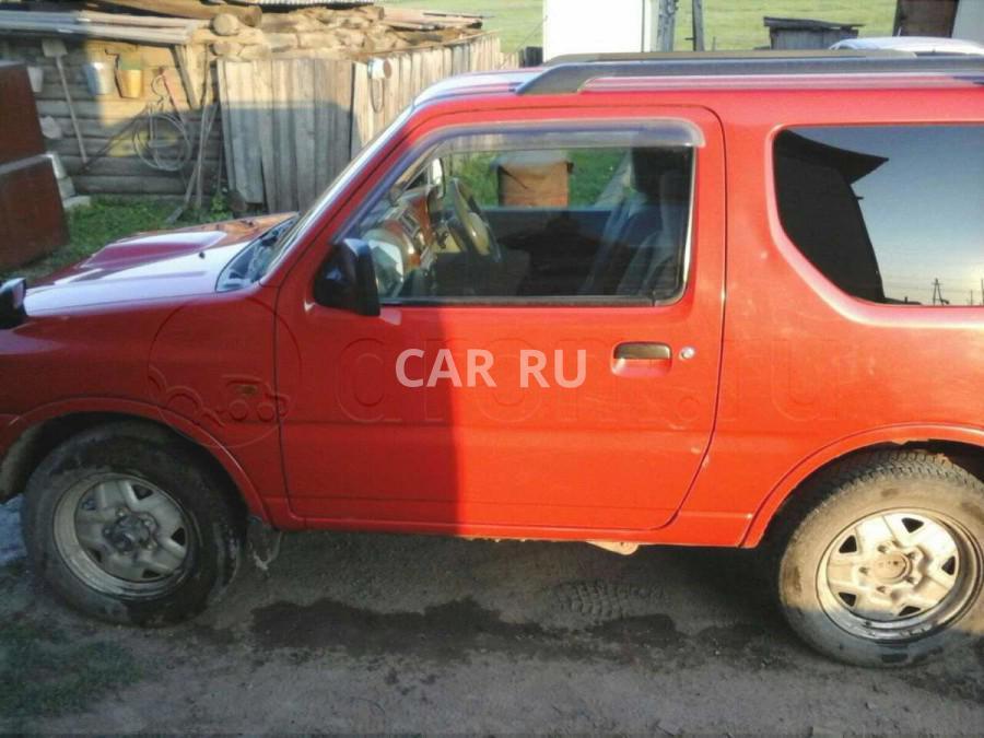 Suzuki Jimny, Амга