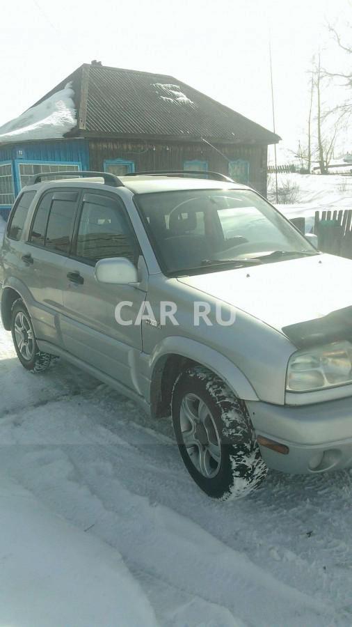 Suzuki Grand Vitara, Белово