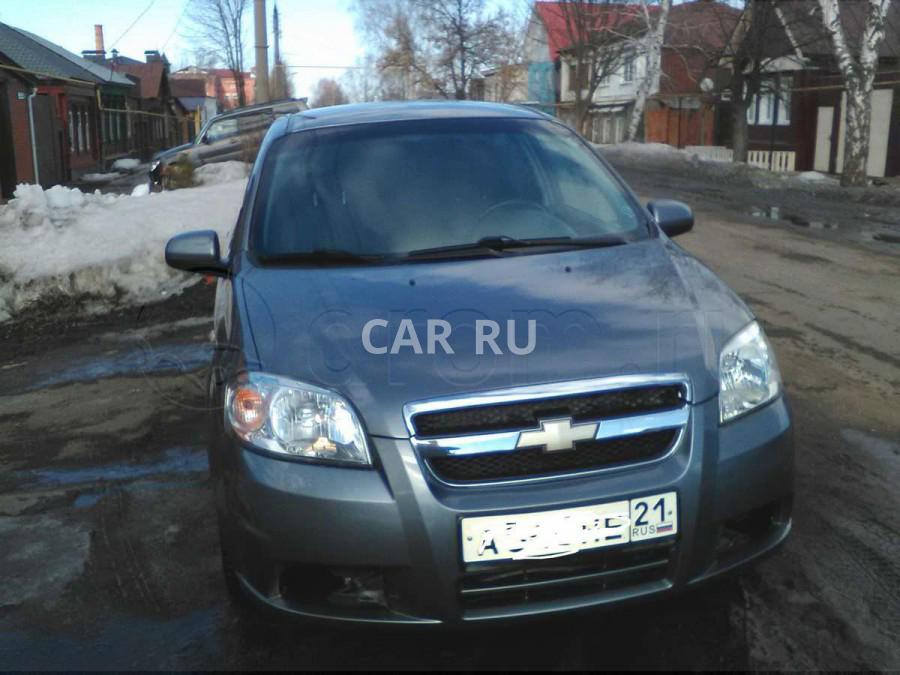 Chevrolet Aveo, Алатырь