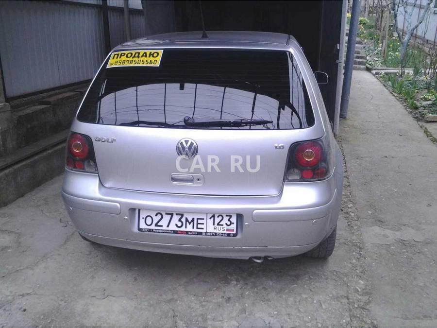 Volkswagen Golf, Архипо-Осиповка